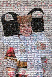 Mosaik aus den Menschen im Schaumburger Land